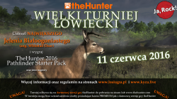 Wielki Turniej Łowiecki - Czerwiec 2016